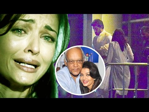 Aishwarya Rai Bachchan's Father ADMITTED In The ICU - We Wish For Speedy Recovery