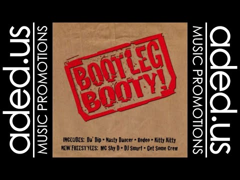MC Cool Rock and MC Chaszy Chess Boot The Booty - Bootleg Booty! (1997)