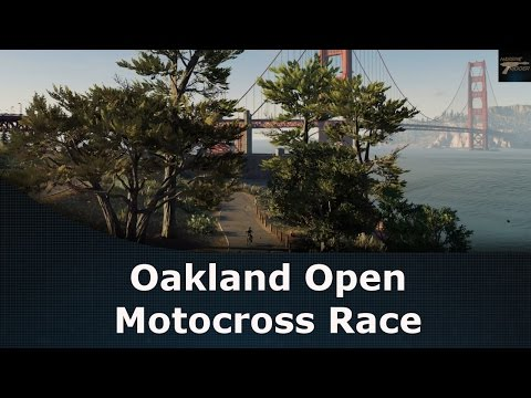 Watch Dogs 2 Oakland Open Motocross Race