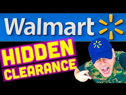 HUGE! Walmart HIDDEN Clearance Inventory (CHEAPEST DEALS!!)