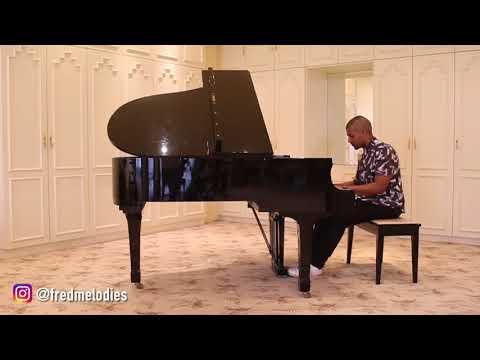 Bom Diggy ( Zack Knight & Jasmin Walia) Piano Cover - Frederico Melo