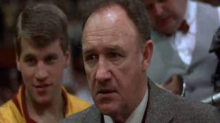 HOOSIERS - State Championship game closing scenes
