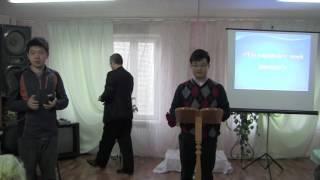 16.12.16. 21 аспект верующего 1.  Сосредоточенное обучение ЛПВ. Пастор Ким Сын Бон.