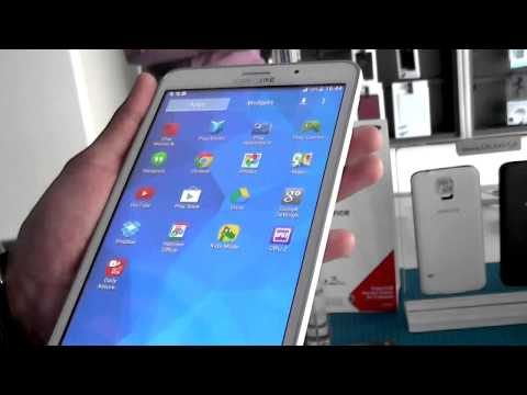 Samsung Galaxy Tab 4 8 0 LTE- Full phone specifications By Trends Now TV