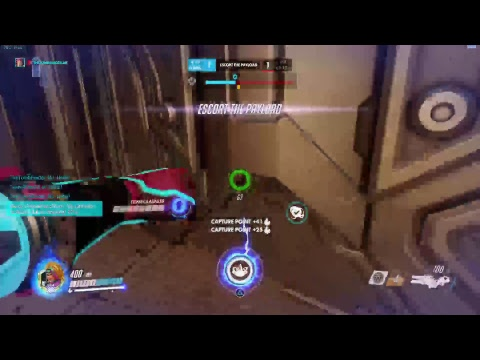 Overwatch Top 500 Competitive - Main Account