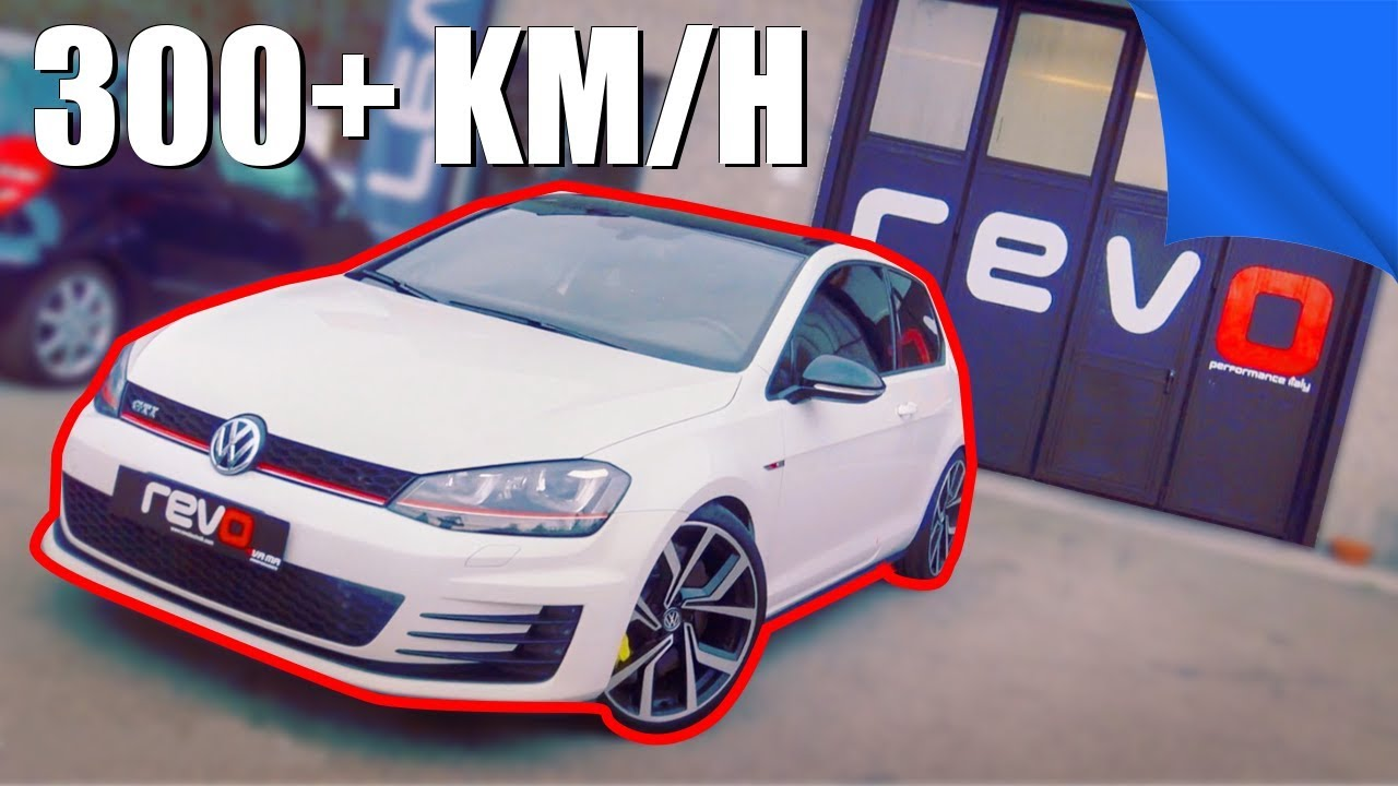 VIDEO  |  GOLF GTI 460CV - Stage 4