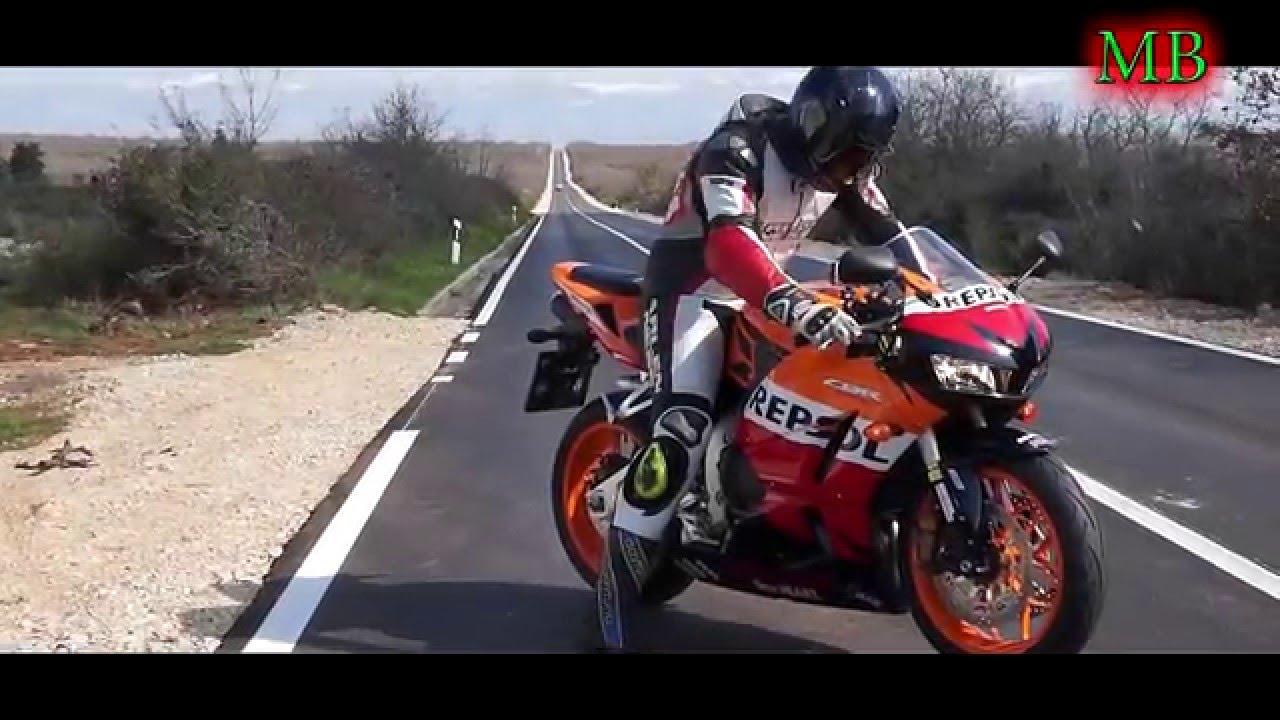 Top Speed Honda Cbr 600 Rr 265 Km Ch