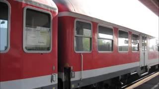 REISENDE IM ZUG, Пассажиры в поезде, Немецкий язык, Разговорный курс