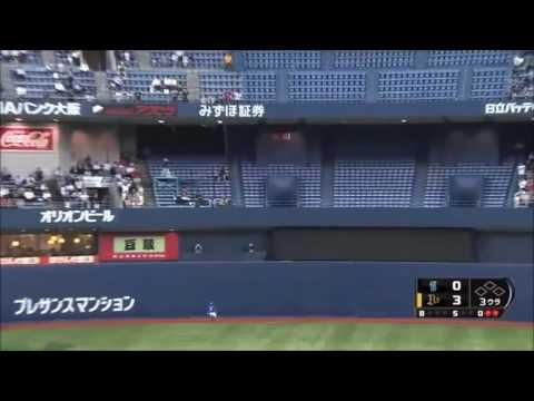 NPB Crazy Home runs