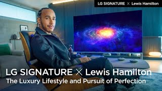 [LG SIGNATURE X Lewis Hamilton…