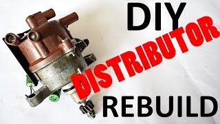 How to REBUILD a DISTRIBUTOR