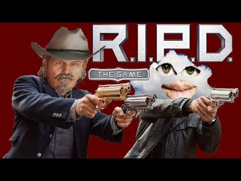 DEADOS VS DEADPOOL - RIPD Gameplay!