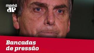 Bolsonaro articulará com Congresso através de bancadas de pressão