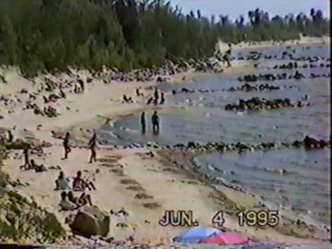 Victoria Beach Manitoba 1995