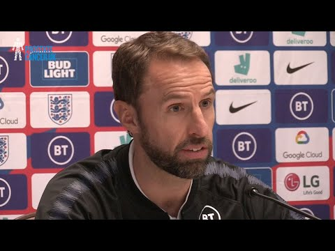 Dropping Raheem Sterling Is Right For The Country | Gareth Southgate