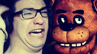 CADA VEZ MAIS ASSUSTADOR!! - Five Nights at Freddy