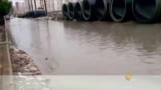 ارتفاع ضحايا موجة الأمطار في محافظتي البحيرة والإسكندرية