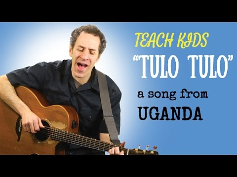 African Lullaby for Kids -- Tulo Tulo -- All Around This World