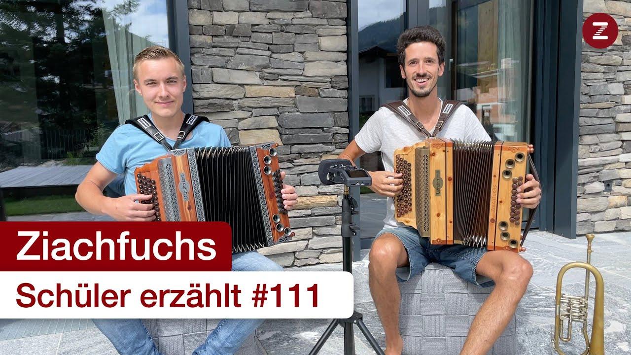 Schüler erzählt #111 - Steirische Harmonika lernen