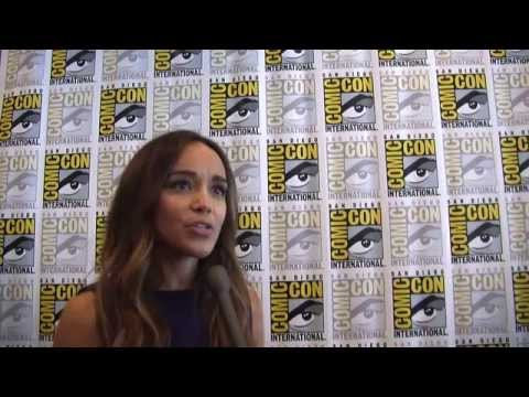 Salem Ashley Madekwe Talks Season 2