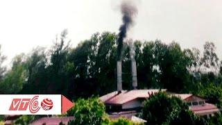 Kinh hoàng lò hoả táng giữa khu dân cư | VTC