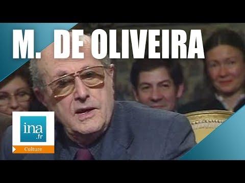 Le cinéma de Manoel de Oliveira  Archive INA