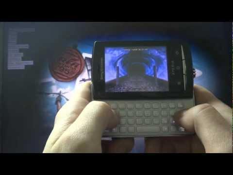 Mortal Kombat 3 Ultimate Sony-Ericsson Xperia X10 mini pro (U20i)