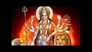 Durga Devi Devotional Songs   Dhayagala Thalli Durhamma Song   2018 Bhakti Songs   Mango Music