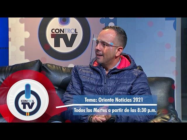 PROMO CONTROL TV 26 ENERO