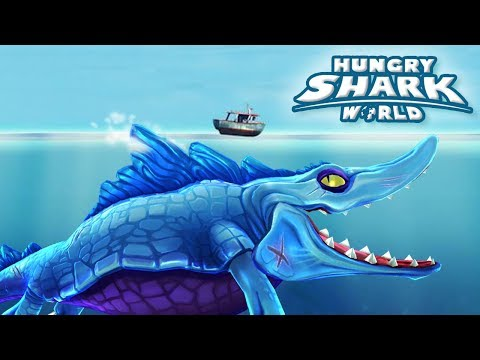 WORLD RECORD OF A SCORE!!! - Hungry Shark World | Ep 66 HD