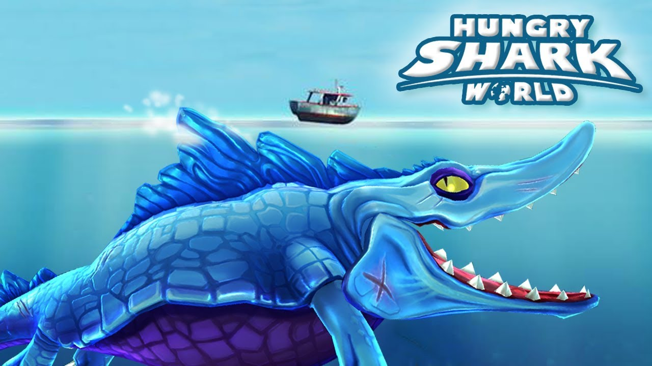 WORLD RECORD OF A SCORE!!! – Hungry Shark World | Ep 66 HD