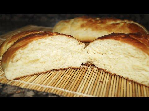PAN DE VIENA receta tradicional ¡Exquisito!