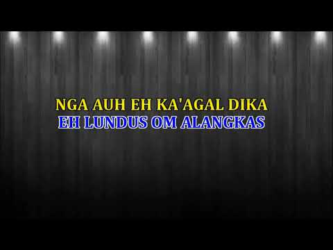 Tupus Ku   Hain Jasli   Karaoke Lagu Dusun   Minus One   Lyrics   High Quality HD