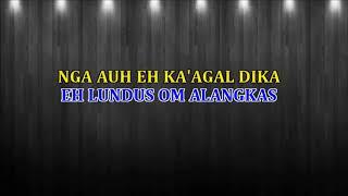 Tupus Ku Hain Jasli Karaoke Lagu Dusun Minus One Lyrics High Quality HD