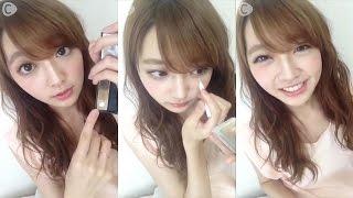 女子動画ならC CHANNEL http://www.cchan.tv うるっとした瞳を演出でき...