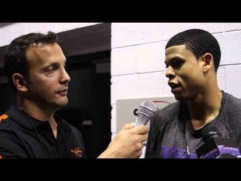 2013 NBA Summer League Ray McCallum Jr. Interview