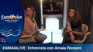 **AMAIA** en directo en Eurovisión TVE | Eurovisión 2018