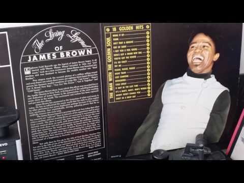 JAMES BROWN LIVE AT THE APOLLO.VOLUME II.SIDE 1