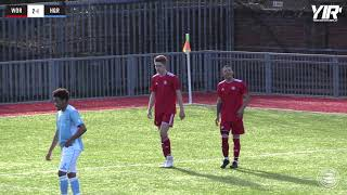 Highlights: Worthing u19s 4-2 Hampton & Richmond u19s