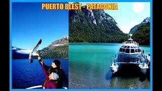 Puerto Blest y cascada de los cantaros-Patagonia-ARG.Producciones Vicari.(Juan Franco Lazzarini)