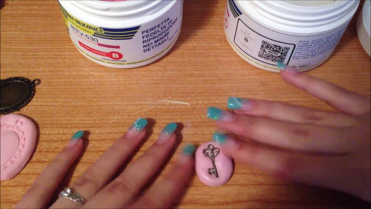 Bien connu Tutorial - Come creare stampi in silicone - YouTube RT89