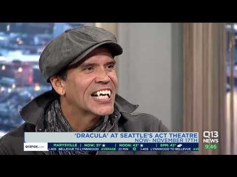 Dracula At Seattle`s Act Theater