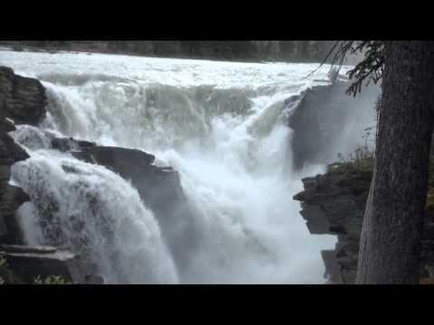Athabasca Falls, Jasper National Park CANADA - 2010.06.25