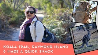 Bengali  Vlog -  A  Holiday In My Life|Koala Trail, Raimond Island|Made a Quick snack!