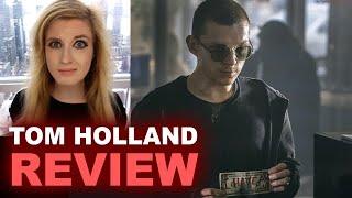 Cherry Movie Review - Tom Holland 2021