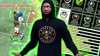 RONNIE CANT *PATCH* MY SPEEDBOOSTING SHOT CREATOR BUILD IN NBA 2K19! BEST SHOOTING GUARD BUILD!!