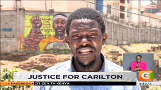 Justice for Carilton Maina