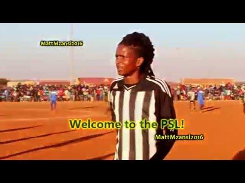 Tshepo 'Skhwama' Matete - Welcome To PSL 2016/17