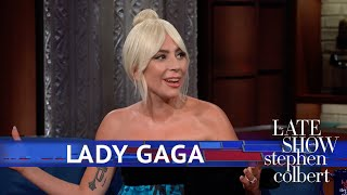 Lady Gaga Credits Bradley Cooper For Believing In