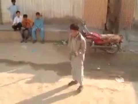 maikal jaksan dance a little boy